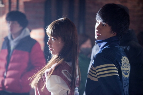 Dream High wallpaper called Hye Mi & Sam Dong