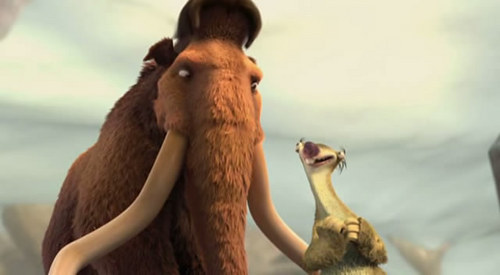 Ice Age wallpaper probably containing a common opossum entitled Ice age good quality screenshots