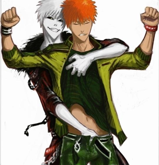 Ichigo and Hichigo