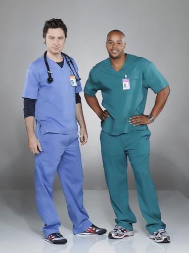 J.D. & Turk