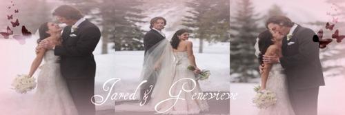 J & G - Wedding Banner