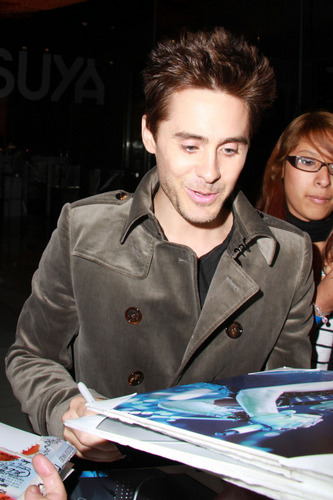 Jared leaving Katsuya
