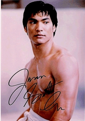 Jason Scott Lee as Bruce Lee