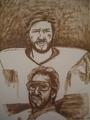 Jeff Bridges from Against All Odds - jeff-bridges fan art