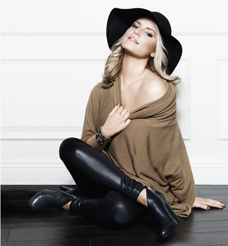 Jessica Simpson Fall 2011 Collection Promos
