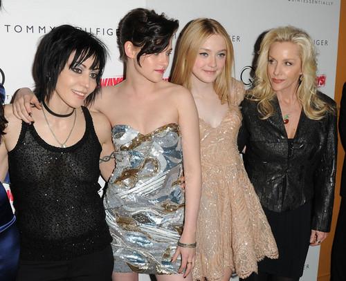 "Joan Premiere Of ""The Runaways"""