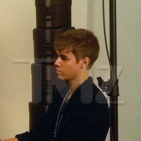 Justin Bieber NEW HAIRCUT