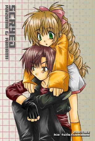 Kanami x Kazuma