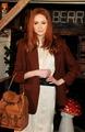 Karen at Burberry Salon Show 20/2/11
