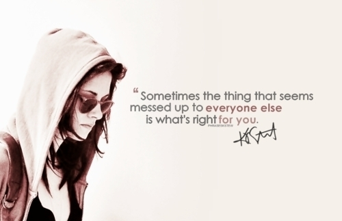 Kristen Quote