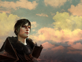 Lady Hawke - dragon-age-origins wallpaper