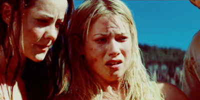 Laura & Jena Malone in The Ruins