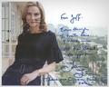 Laura Linney's autograph