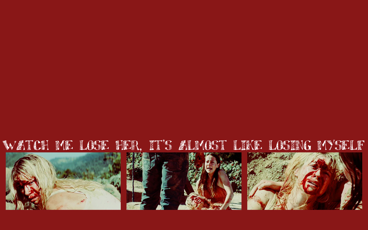 'It's almost like losing myself'