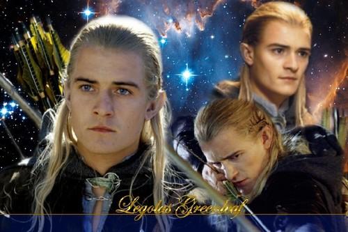 Legolas Greenleaf - Stars in Space