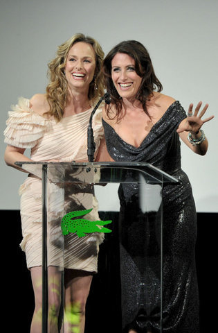 Lisa @ 13th Annual Costume Designers Guild Awards 22/02/2011