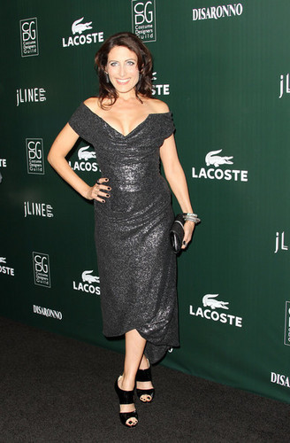 Lisa @ 13th Annual Costume Designers Guild Awards with presenting sponsor Lacoste 22/02/2011