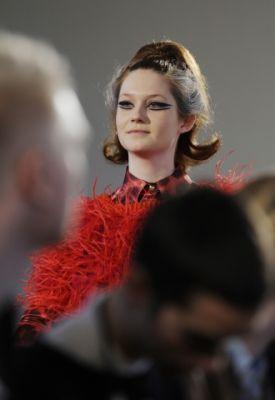 런던 Fashion Week-Katie Eary A/W 2011