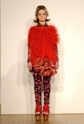 런던 Fashion Week-Katie Eary A/W 2011
