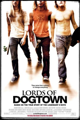 Lords of Dogtown Poster