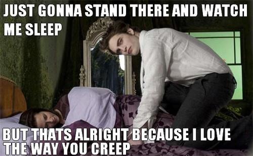 cinta the Way anda Creep