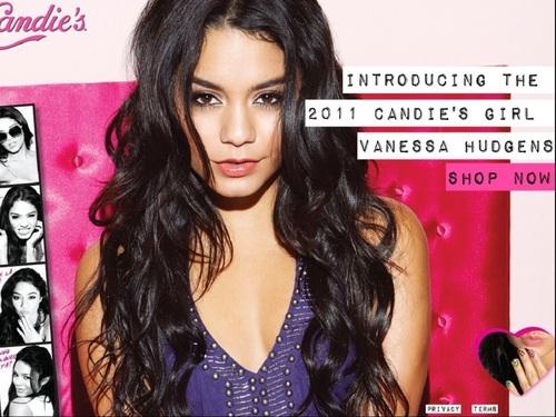 Lovely Vanessa Hintergrund ❤
