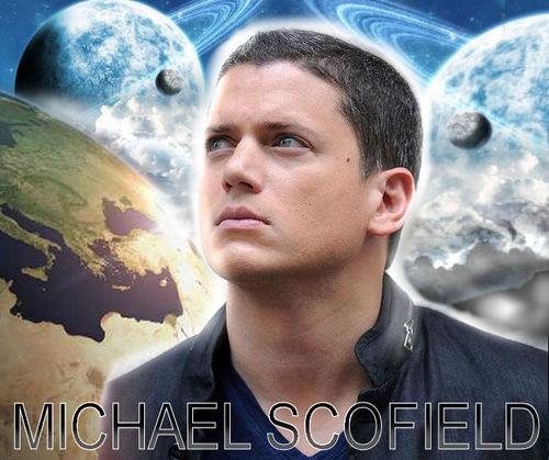 MICHAEL SCOFIELD - The hero
