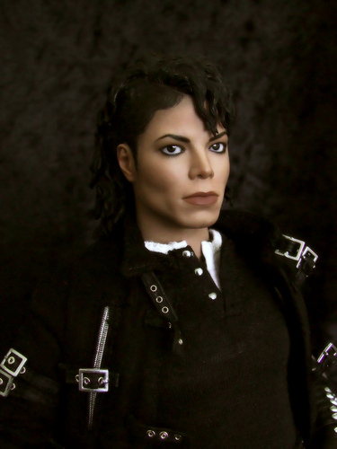 MJ bad era doll <3