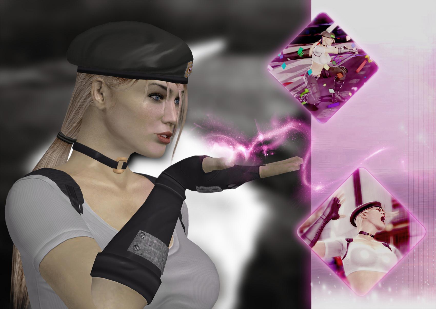 Sonya Blade images MK vs DC Universe - 954.4KB