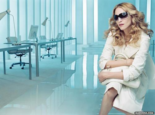 """ম্যাডোনা """"H&M Campaign"""""""