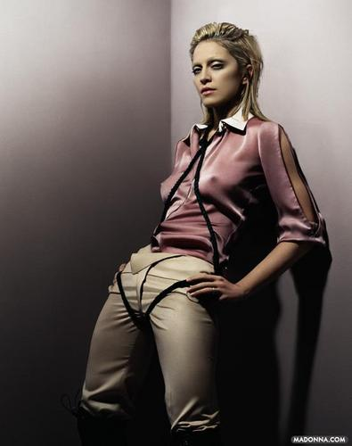"Madonna ""POP"" Photoshoot"