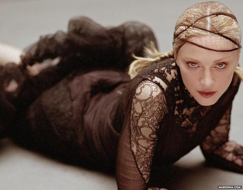 "Madonna ""Re-Invention Tour"" Photoshoot"