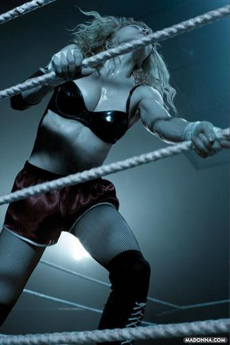 "Madonna ""Sticky & Sweet Tour"" Photoshoot"