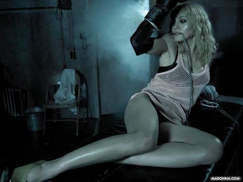 "Madonna ""Sticky & Sweet Tour"" Photoshoot"