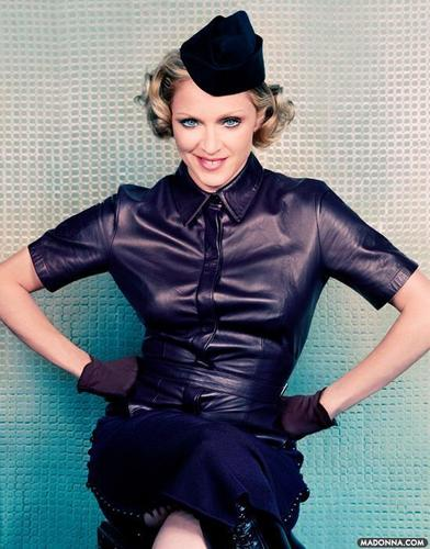 "Madonna ""Vanity Fair"" Photoshoot"