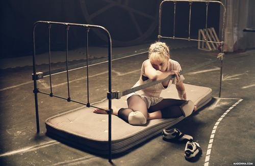 "Madonna ""X-Static Process"" Photoshoot"