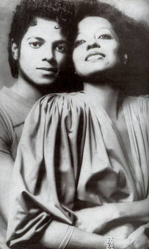 Michael Jackson and Diana Ross <3 [=