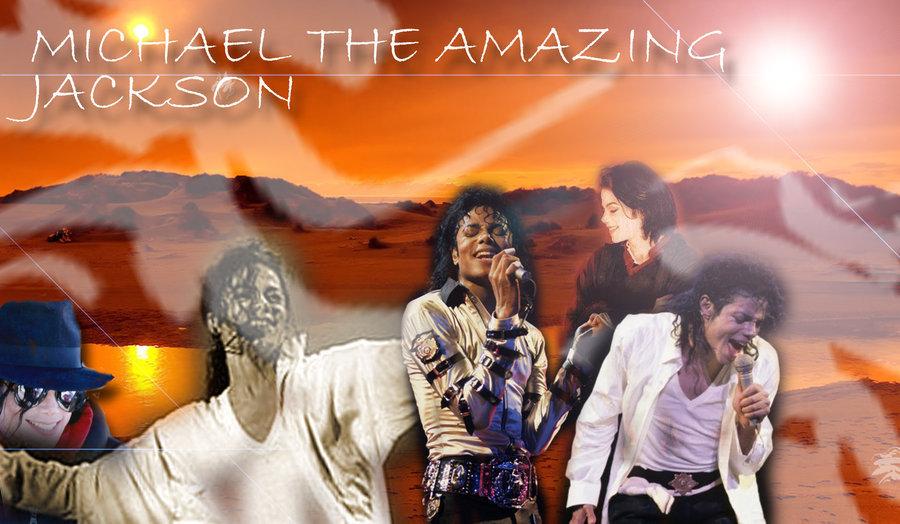 Michael jackson 愛 <3 niks95