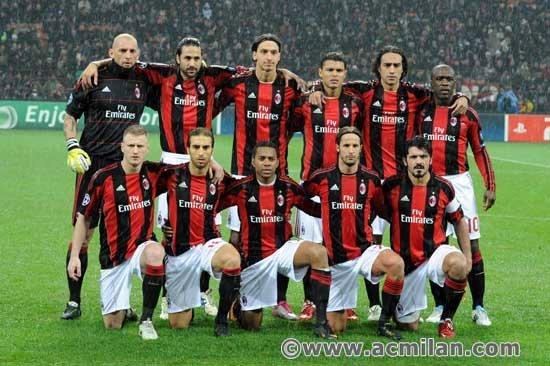 ac milan ac milan champions league