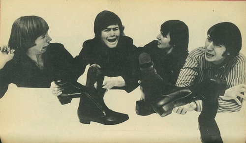 Monkees & shoes