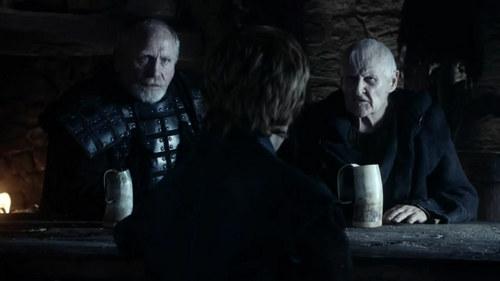 Mormont & Aemon