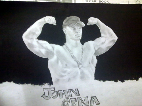 My John Cena Sketch