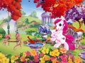 My Little Pony Pink Fairy Castle
