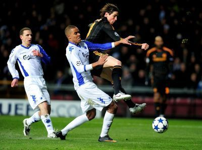 Nando - Chelsea(2) - Kobenhavn(0)
