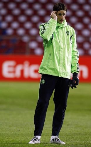 Nando - Press and Conference Chelsea FC