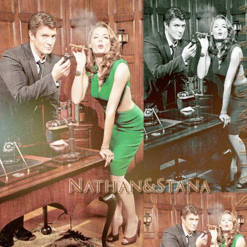 Nathan & Stana TV Guide