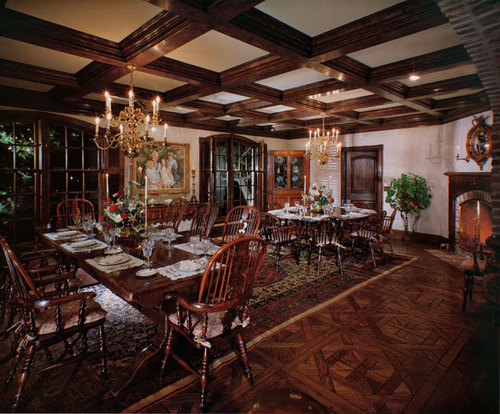 Neverland house- Dining room