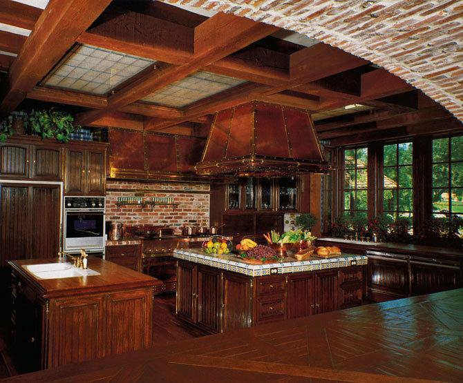 Neverland house kitchen neverland valley ranch photo - Ver casas de lujo por dentro ...