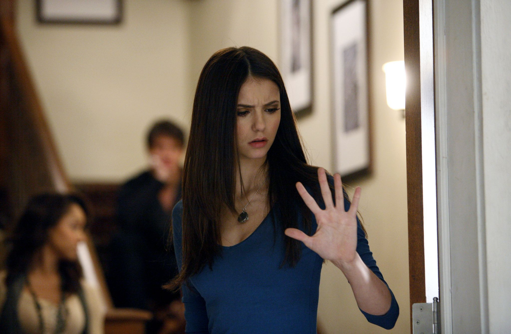 elena gilbert season 4 hair - photo #26