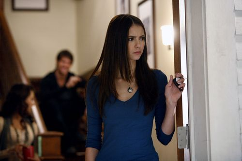 Elena Gilbert kertas dinding probably containing a portrait entitled New Season 2 Stills - 2x08, 2x11, 2x14 (HQ).